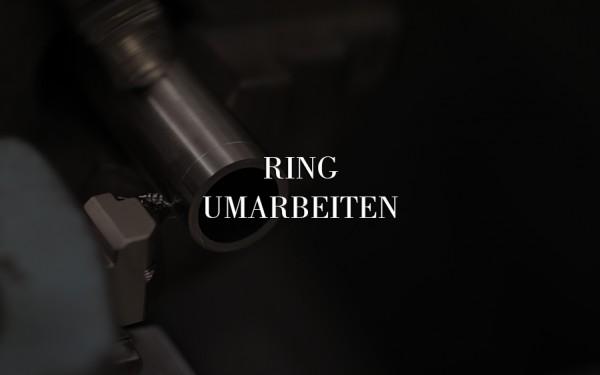 Ring-umarbeiten