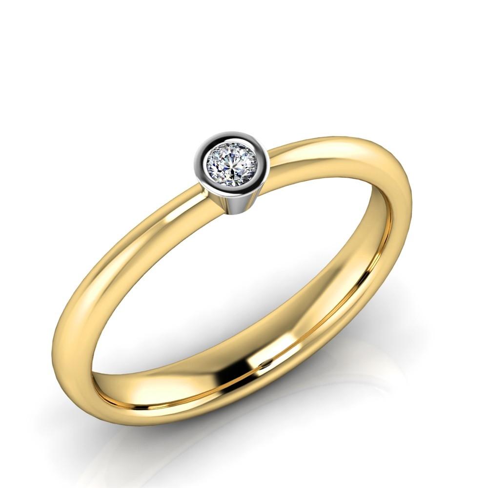 Verlobungsring-VR02-585er-Gelb-Weißgold-0995