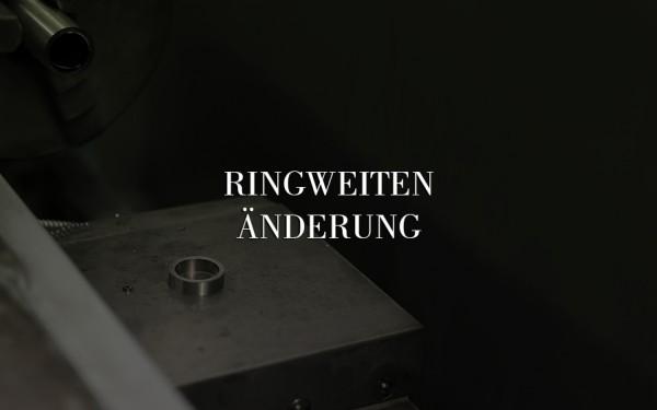 Ringweiten-nderung